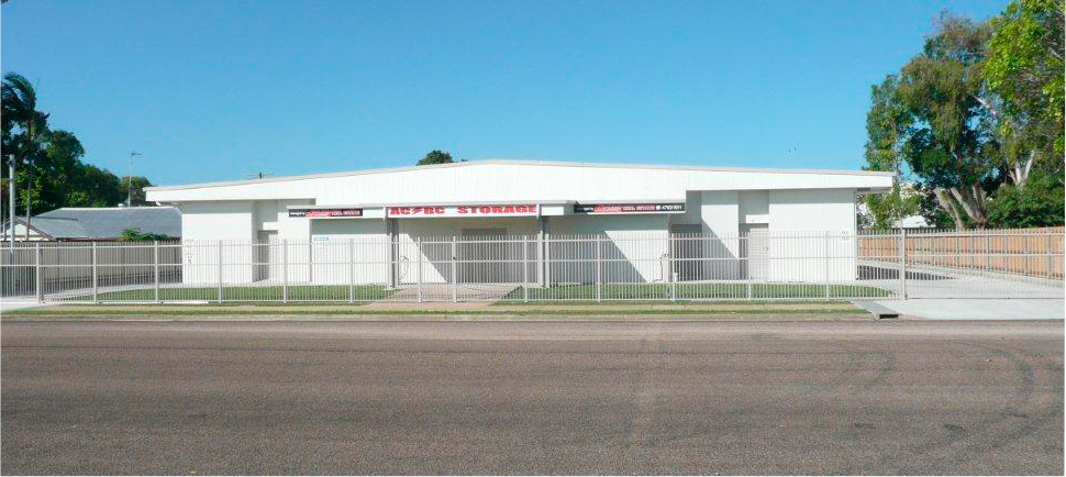 AC BC Storage & Storage Sheds Burdekin Home Hill Ayr Short Term Storage Rental ...